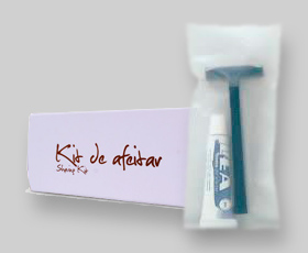 Kit de afeitar - SAVON AMENITIES ECUADOR